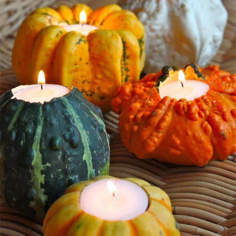 pumpkin candle do it yourself