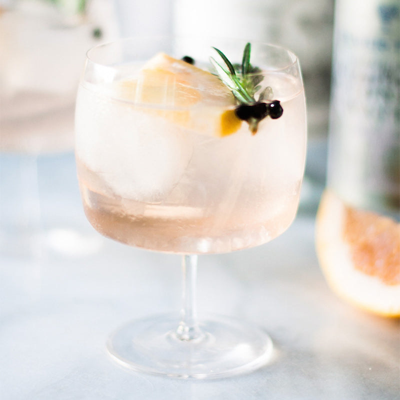 Elder Flower Spanish Gin Tonics