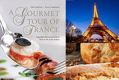 gourmet tour of france book
