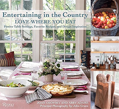 entertaining in the country love where you eat book