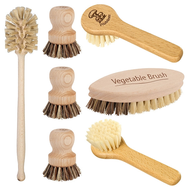 horse hair cleaning brushes