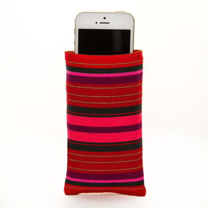 100% Cotton Buzy Phone Case