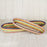 African Woven Bread Basket Set (Multi)