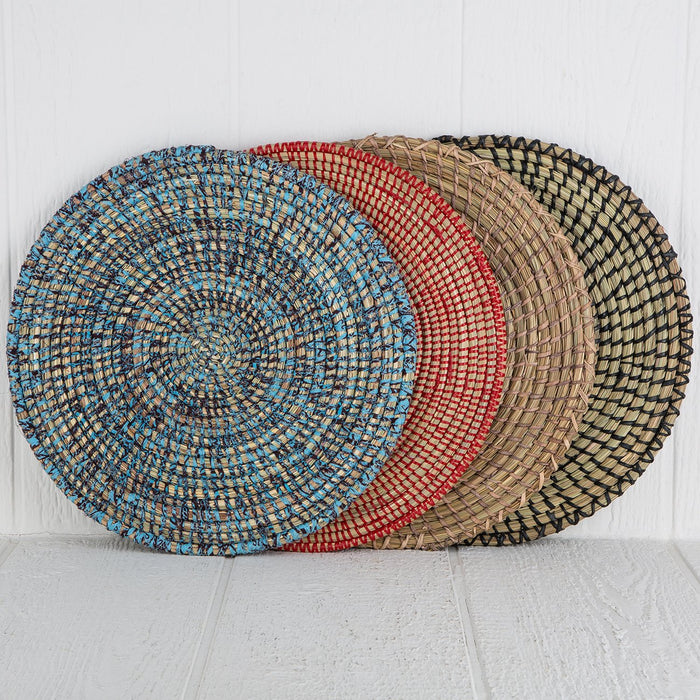 African Woven Placemats