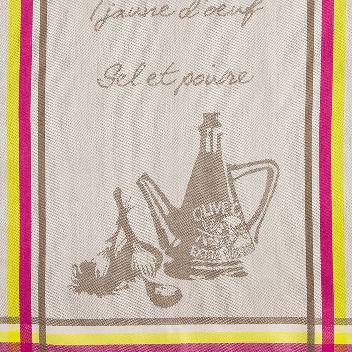 Aioli French Kitchen Towel