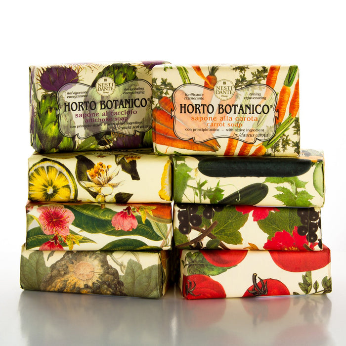 All Natural Horto Botanico Artichoke Soap (8.8oz)