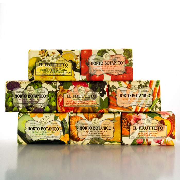 All Natural IL FRUTTETO Citron and Bergamot Soap (8.8oz)