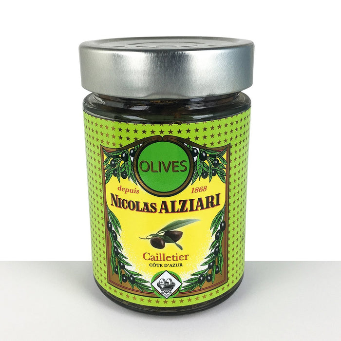 Alziari Cailletier Black Olives - Small