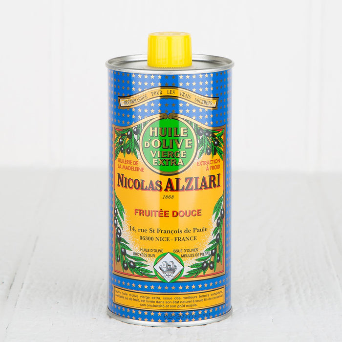 Alziari Fresh Fruit Olive Oil (.5L)