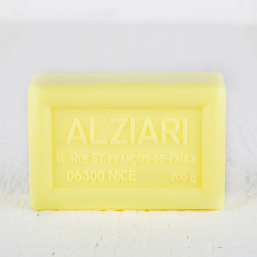 Alziari Olive Oil Citrus Scent Bar Soap 200g
