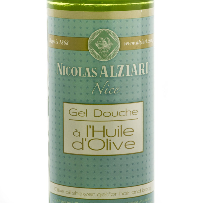 Alziari Olive Oil Shower Gel 500ml