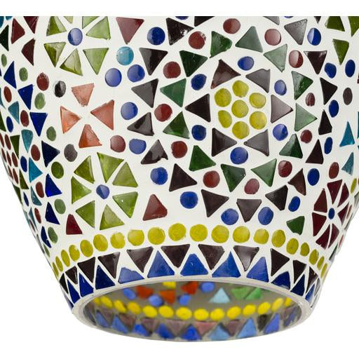 Amphora Mosaic Pendant Light