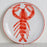 Anouk Red Lobster Plate