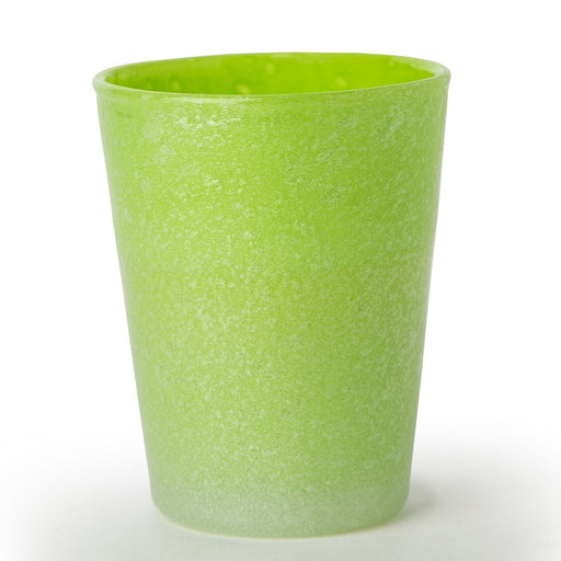 Apple Green Handmade Memento Tumbler (Opaque)