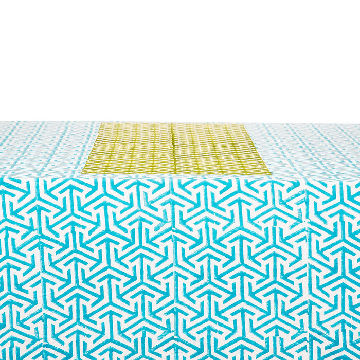 "Arrow Tablecloth (67"" x 67"")"