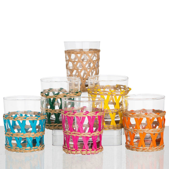 Assorted Eoline Tumblers