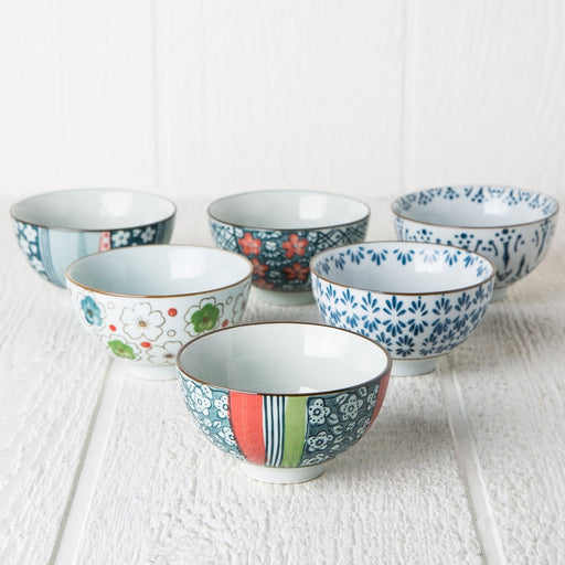 Assorted Porcelain Bowls