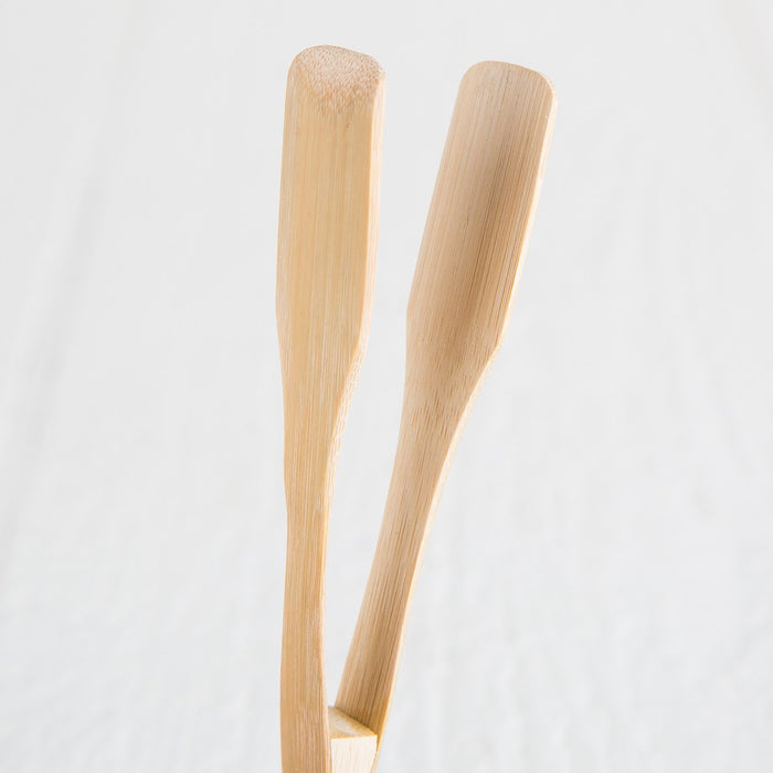 Bamboo Sugar Cube Tongs