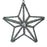 Beaded Star Ornament