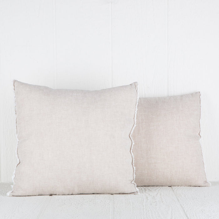 Beige Viti Pillow (Square)