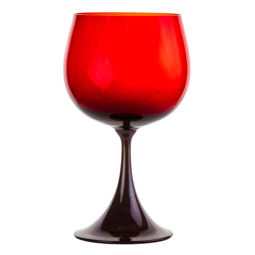 Billberry & Red Burlesque Nason Moretti Goblet