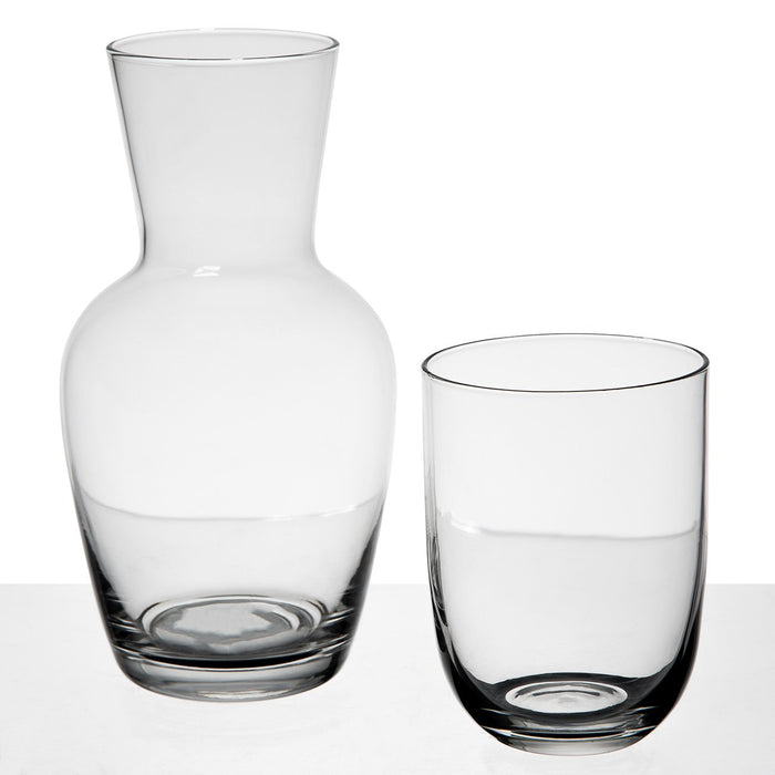 Bistrone Pitcher and Tumbler