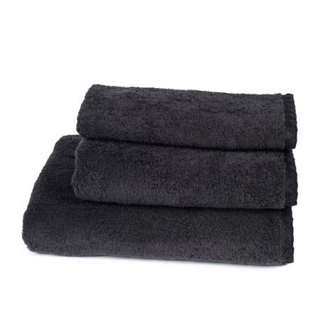 Black Issey Towel Collection