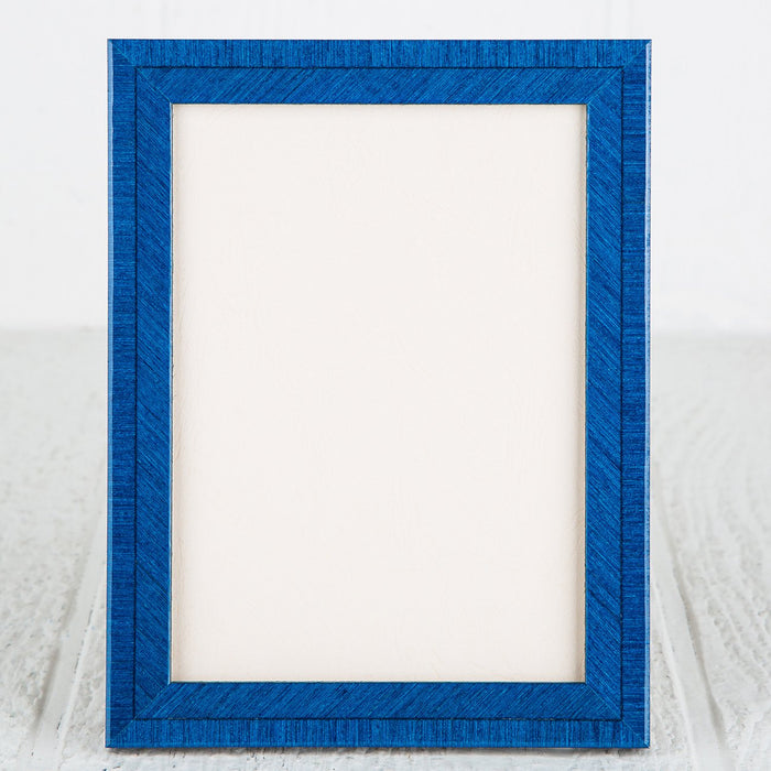 "Blue Biante Picture Frame (4x6"")"