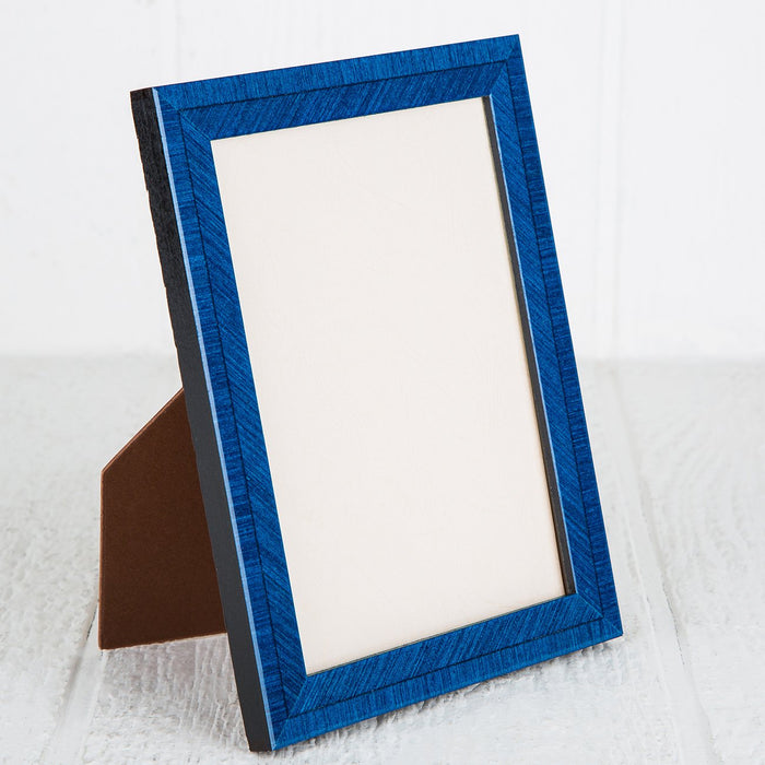 Blue Biante Picture Frames