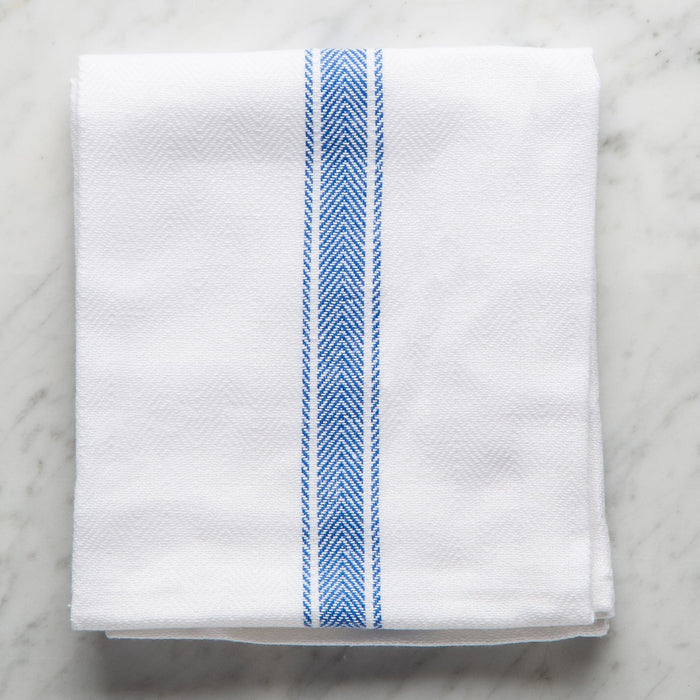 Blue Brooklyn Tea Towel