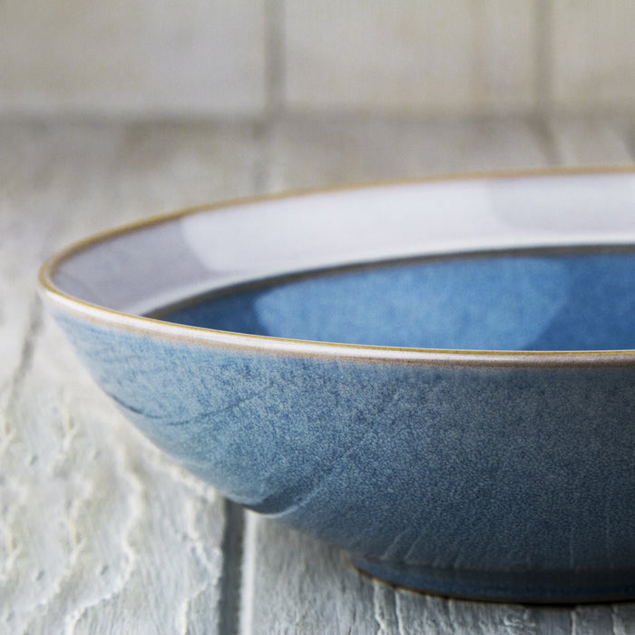 Blue Dune Soup Bowl