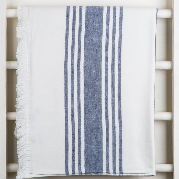 Blue Karabuk Towel