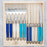 Blue Laguiole Knife and Fork Set (12 Piece)