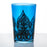 Blue Mirab Moroccan Tea Glass
