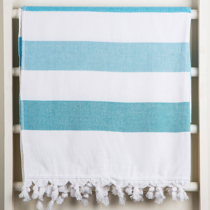 Blue Oasis Towel