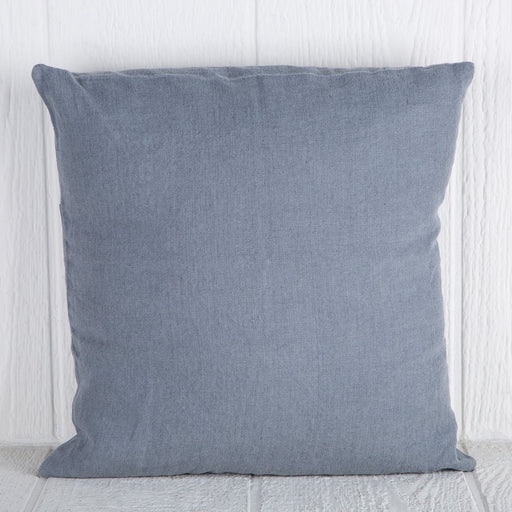 Blue Propriano Throw Pillow