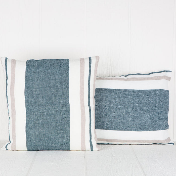 Blue Roma Pillows (Rectangle)