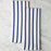 Blue Striped Cotton Kitchen Towels (Pair)