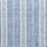 "Blue Striped Francesca Tablecloth (98"" x 52"")"