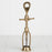 Bronze Corkscrew Wine Bottle Opener