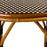 Brown & Cream Mediterranean Bistro Table (2 Seater)