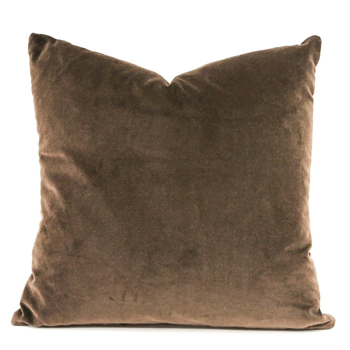 Brown Keep Calm Pillow