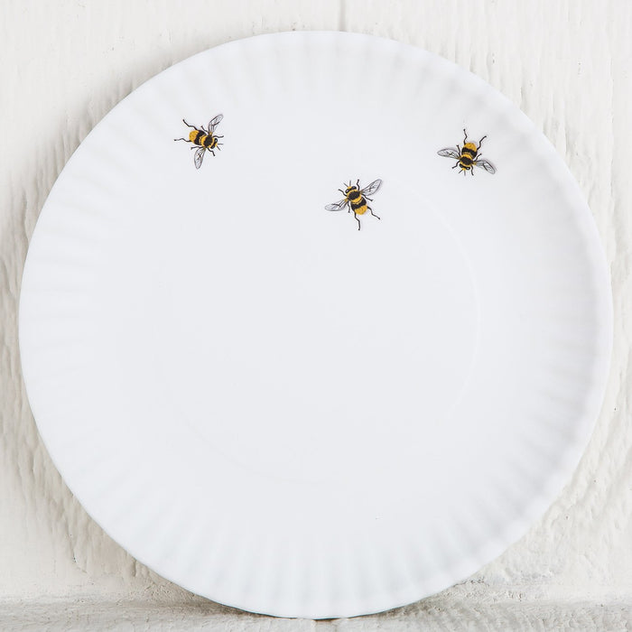 "Bumblebee ""Paper"" Dinner Plates"