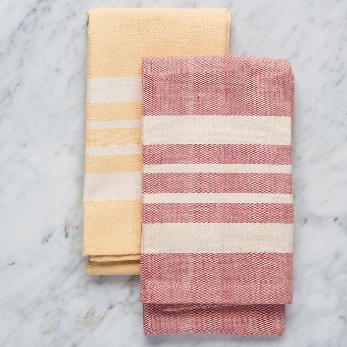 Butter Kitchen Towel (100% Cotton)