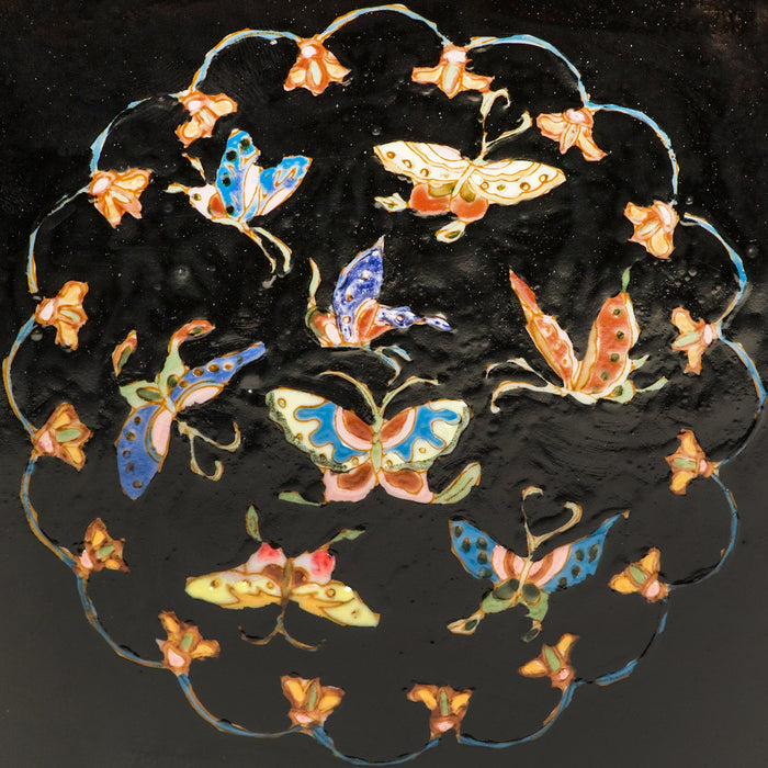 Butterfly Decorative Tray