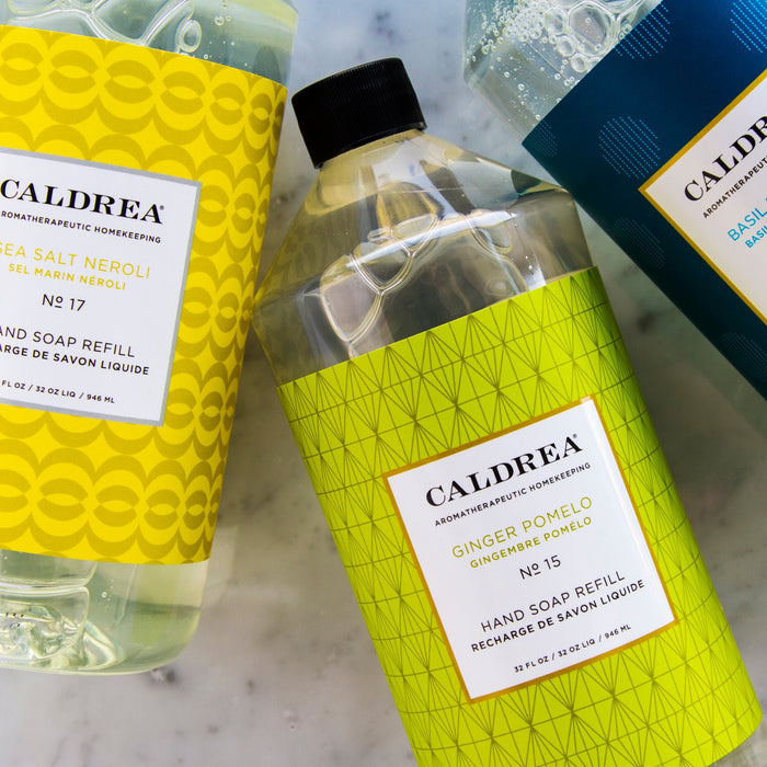 Caldrea Basil Blue Sage Hand Soap (355ml)