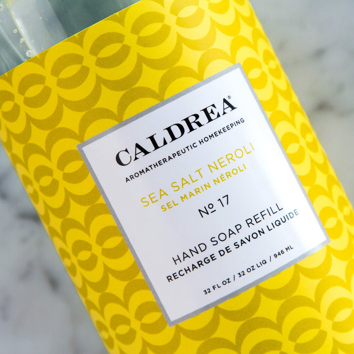 Caldrea Sea Salt Neroli Hand Soap Refill (946 ml)