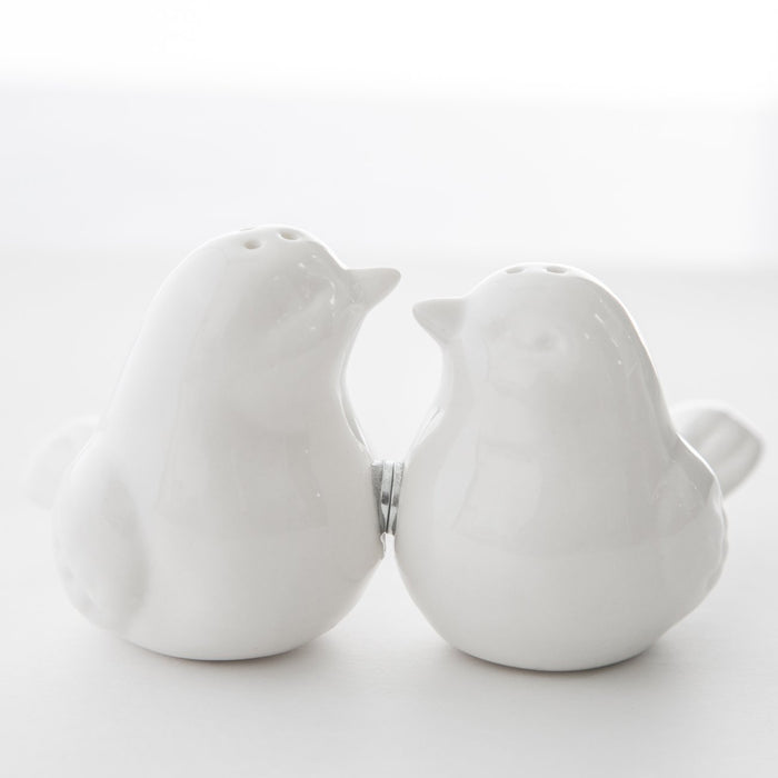 Ceramic Bird Salt and Pepper Shakers