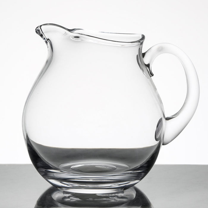 Circular Sided Pitcher