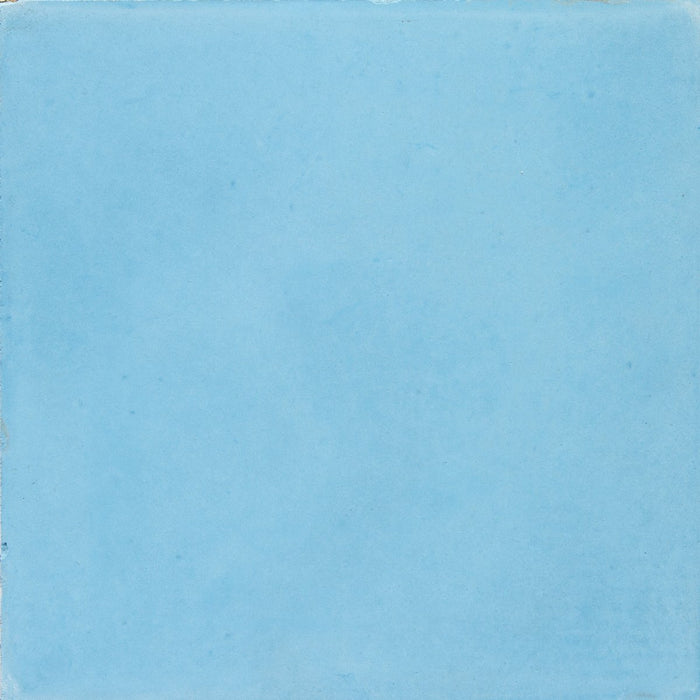 "Clair Blue Carocim Tile (8"" x 8"") (pack of 12)"